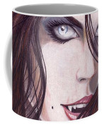 Vampiress Coffee Mug