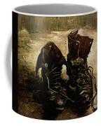 Van Gogh Boots 1886 Coffee Mug