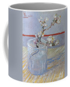 Van Gogh: Branch, 1888 Coffee Mug