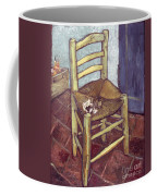 Van Gogh: Chair, 1888-89 Coffee Mug