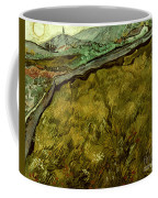 Van Gogh: Field, 1890 Coffee Mug