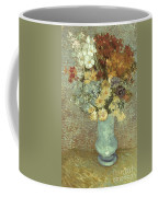 Van Gogh: Flowers, 1887 Coffee Mug