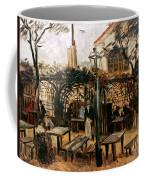 Van Gogh: Guingette, 1886 Coffee Mug