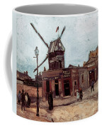 Van Gogh: La Moulin, 1886 Coffee Mug
