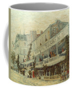 Van Gogh: La Sirene, 1887 Coffee Mug