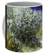 Van Gogh: Lilacs, 19th C Coffee Mug