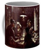Van Gogh: Meal, 1885 Coffee Mug