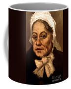 Van Gogh: Midwife, 1885 Coffee Mug