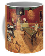 Van Gogh Night Cafe 1888 Coffee Mug