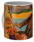 Van Gogh Painting Sunflowers 1888 Coffee Mug