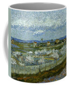 Van Gogh: Peach Tree, 1889 Coffee Mug