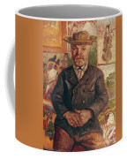 Van Gogh: Pere Tanguy, 1887 Coffee Mug