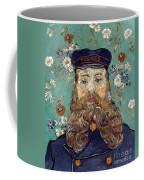 Van Gogh: Postman, 1889 Coffee Mug