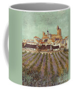 Van Gogh: Saintes-maries Coffee Mug