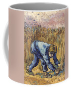 Van Gogh: The Reaper, 1889 Coffee Mug