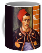 Van Gogh: The Zouave, 1888 Coffee Mug