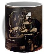 Van Gogh: Weaver, 1884 Coffee Mug