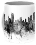 Vancouver Canada Skyline Panoramic Coffee Mug