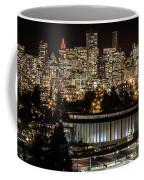 Vancouver Lights Coffee Mug
