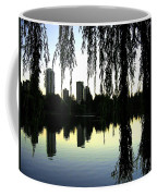 Vancouver- Lost Lagoon Coffee Mug by Will Borden