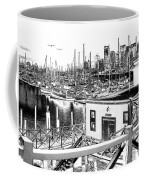 Vancouver Waterfront Coffee Mug by Will Borden