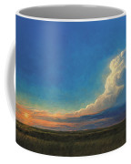 Vanish Into The Blue Coffee Mug