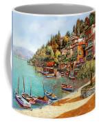 Varenna On Lake Como Coffee Mug