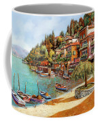 Varenna On Lake Como Coffee Mug