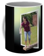 Variation On The Cornhole Game Coffee Mug
