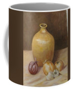 Vase With Onion Coffee Mug