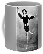 Vaslav Nijinsky, Ballet Dancer Coffee Mug