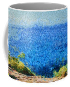 Vast Expanse Of The Ocean Coffee Mug