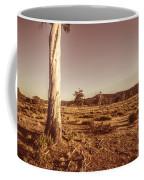 Vast Pastoral Australian Countryside  Coffee Mug