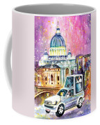 Vatican Authentic Coffee Mug