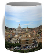 Vatican In Spring Coffee Mug