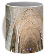 Vaulted Ceiling And Arches Coffee Mug