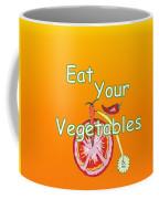 Vegetable Kitchen Decor Coffee Mug