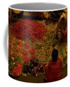 Vegetable Market In Malaysia Coffee Mug