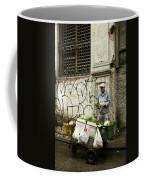 Vegetable Vendor Havana Cuba Coffee Mug