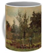 Vegetable, Willem Witsen, 1885 - 1922 Coffee Mug