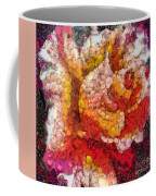 Vegged Out Rose Coffee Mug