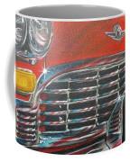 Vehicle- Grill Coffee Mug