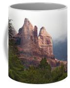 Veiled In Clouds Coffee Mug