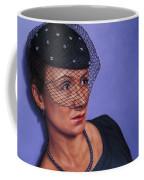 Veiled Coffee Mug by James W Johnson