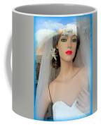 Veiled Thoughts Coffee Mug