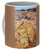 Vein Of Gold In Valley Of Fire State Park Coffee Mug