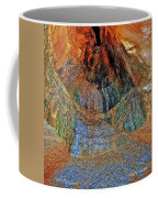 Veins Of The Earth Coffee Mug