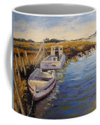 Veldrift Boats Coffee Mug