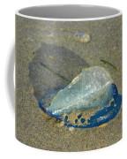 Velella With Shadow Coffee Mug