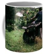 Velocity Vector. Coffee Mug